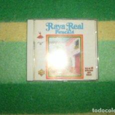 CDs de Música: CD RAYA REAL . PA'NCALA. Lote 136945294