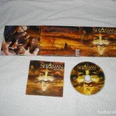 CDs de Música: SHAMAN- RITUAL FORMATO DIGIPACK. Lote 137107362