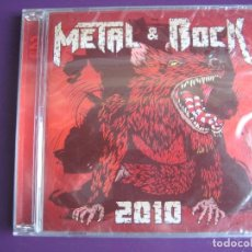 CDs de Música: METAL & ROCK 2010 - 2 CDS DIVUCSA 2010 - SOZIEDAD ALKOHOLIKA - HAMLET - RATOS PORAO - BERRI TXARRAK . Lote 137111246