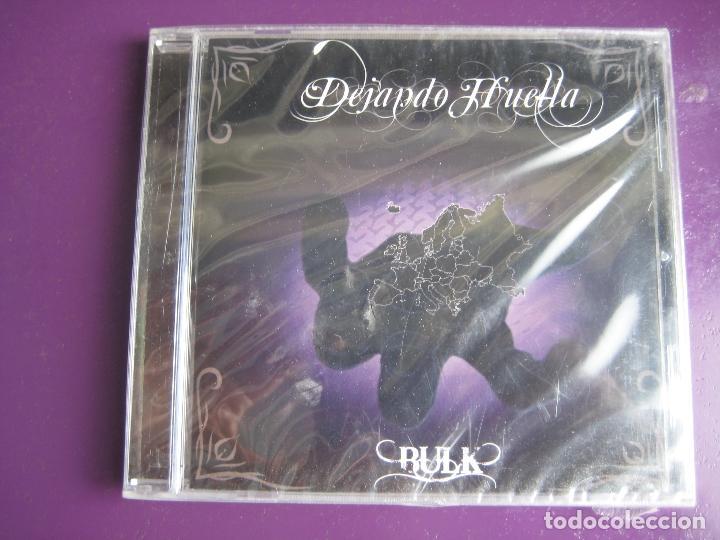 BULK CD LA GUEYA 2009 - DEJANDO HUELLA - HIP HOP RAP - LATINO - PRECINTADO
