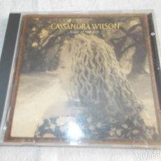 CDs de Música: CASSANDRA WILSON BELLY OF THE SUN. Lote 137126726