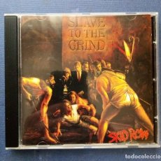 CDs de Música: CD THE SKID ROW - SLAVE TO THE GRIND. Lote 137132734