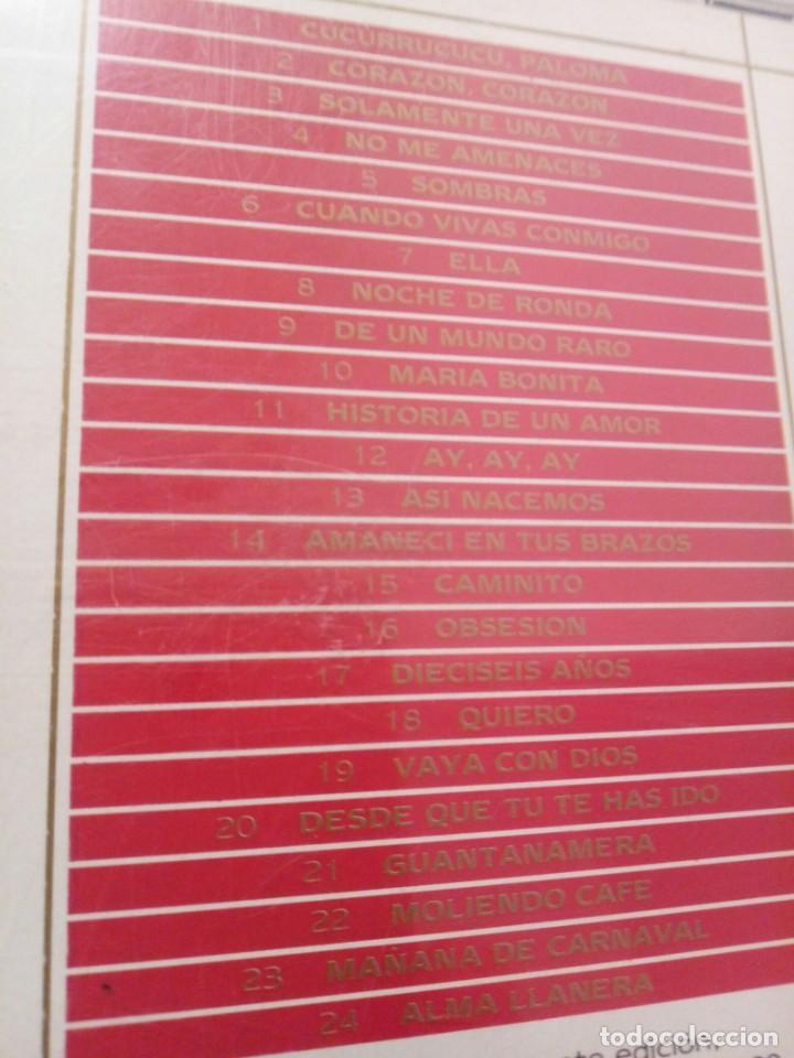 CDs de Música: JULIO IGLESIAS - 24 GRANDES EXITOS LATINOS / CD / BMG-ARIOLA / 1989 / BUEN ESTADO - Foto 3 - 137148910