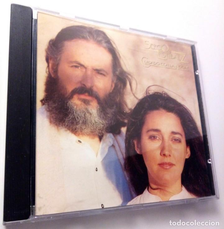 SERGIO Y ESTIBALIZ - CUIDADO CON LA NOCHE / CD / 1986 / CERCA DE NUEVO. (Música - CD's Melódica )