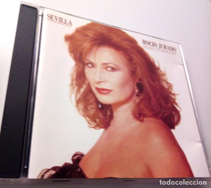 ROCIO JURADO - SEVILLA / CD / 1991 / VERSION SIN CODIGO DE BARRAS / CERCA DE NUEVO (Música - CD's Flamenco, Canción española y Cuplé)