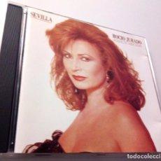 CDs de Música: ROCIO JURADO - SEVILLA / CD / 1991 / VERSION SIN CODIGO DE BARRAS / CERCA DE NUEVO. Lote 137153398