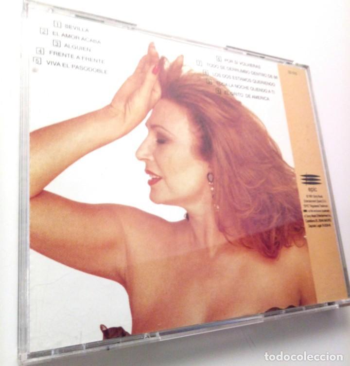 CDs de Música: ROCIO JURADO - SEVILLA / CD / 1991 / VERSION SIN CODIGO DE BARRAS / CERCA DE NUEVO - Foto 2 - 137153398