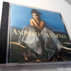 CDs de Música: AMPARO SANDINO - PUNTO DE PARTIDA / CD. Lote 137162474