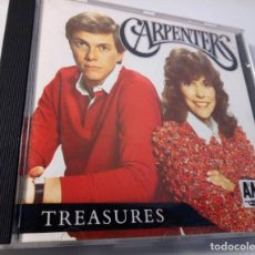 CDs de Música: CARPENTERS -TREASURES / CD / BUEN ESTADO !!! PROMO 4X3 !!!. Lote 137164570