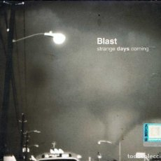 CDs de Música: BLAST - STRANGE DAYS COMING. CD. NAVIGATOR RECORDS. Lote 137177770