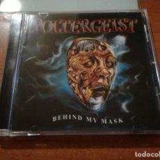 CDs de Música: CD POLTERGEIST - BEHIND MY MASK. Lote 137179854