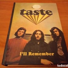 CDs de Música: RORY GALLAGHER TASTE I'LL REMEMBER 4CD BOX SET . Lote 137194326