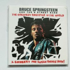 CDs de Música: BRUCE SPRINGSTEEN - THE GREATEST ROCKSTAR IN THE WORLD - 2 CD - NEW - RARE . Lote 137198914