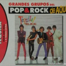 CDs de Música: TEQUILA! - ROCK AND ROLL + 4 TEMAS EXTRA (BMG – 5046672612 C. Lote 137209702