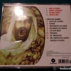 CDs de Música: TRIANA - HIJOS DEL AGOBIO + 4 TEMAS EXTRA, CD -GRANDES GRUPOS DEL POP & ROCK DE AQUÍ . Lote 137210030