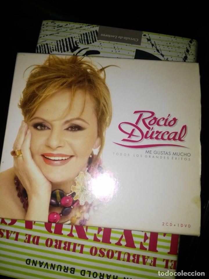 ROCÍO DÚRCAL ME GUSTAS MUCHO (Música - CD's Flamenco, Canción española y Cuplé)