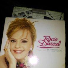 CDs de Música: ROCÍO DÚRCAL ME GUSTAS MUCHO. Lote 137223166