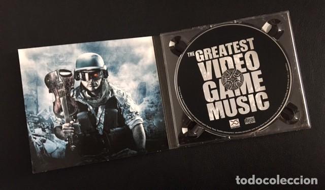 CDs de Música: THE GREATEST VIDEO GAME MUSIC - LONDON PHILARMONIC ORCHESTRA - Foto 2 - 137252450