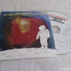 CDs de Música: KING CREOSOTE ASTRONAUT MEETS APPLEMAN. Lote 137258266