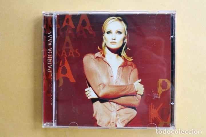 PATRICIA KAAS - CANCIÓN FRANCESA (Música - CD's Otros Estilos)