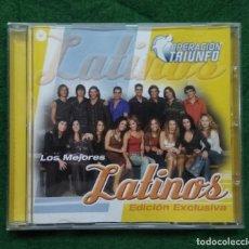 CDs de Música: OPERACION TRIUNFO 2003. LOS MEJORES LATINOS. Lote 137288874