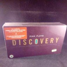 CDs de Música: PINK FLOYD - DISCOVERY BOX - 14 CD. Lote 137293672