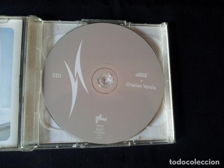 CDs de Música: CRISTIAN VALERA Y TONY VERDI - SALON DE MEXCLAS - DOBLE CD, SERIAL KILLER VINYL 2001 - Foto 6 - 137301630