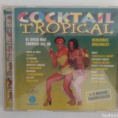 CDs de Música: CD COCKTAIL TROPICAL. Lote 137335418