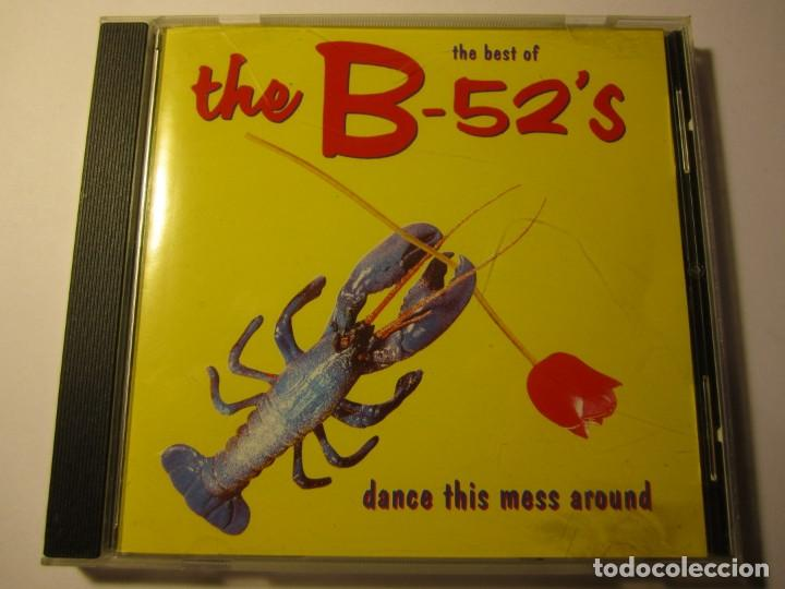 CD THE BEST OF B-52'S DANCE THIS MESS AROUND AÑO 1990 (Música - CD's Rock)