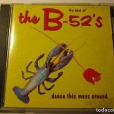 CDs de Música: CD THE BEST OF B-52'S DANCE THIS MESS AROUND AÑO 1990. Lote 137351222