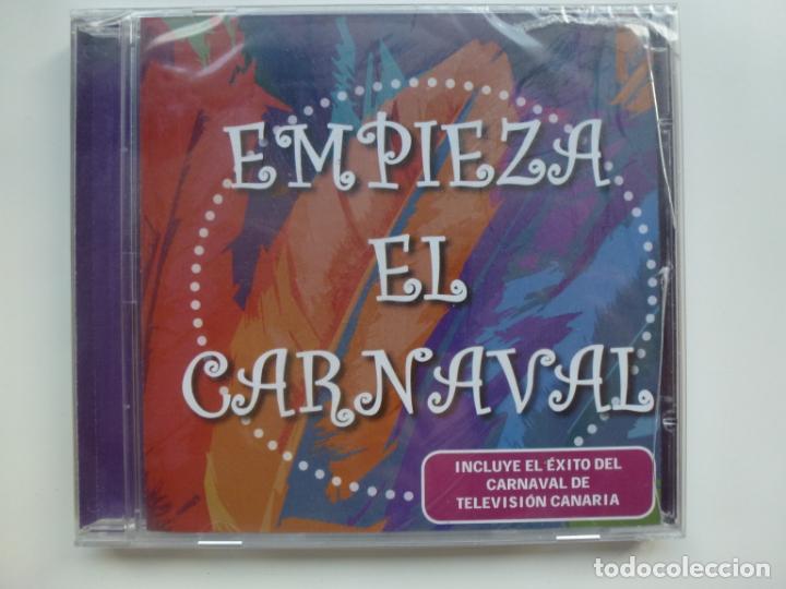 EMPIEZA EL CARNAVAL. PRECINTADO. (Música - CD's Otros Estilos)