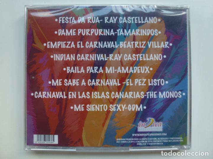 CDs de Música: EMPIEZA EL CARNAVAL. PRECINTADO. - Foto 2 - 137353442