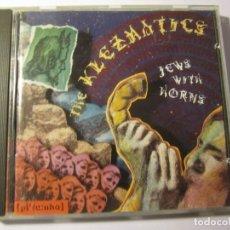 CDs de Música: CD THE KLEZMATICS JEWS WITH HORNS. Lote 137372398