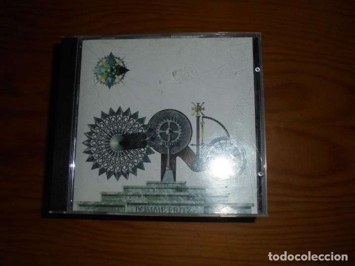 ORB. POMME FRITZ. ISLAND, 1994. CD. IMPECABLE. (#) (Música - CD's Techno)