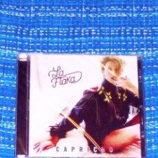 CDs de Música: VENDO CD DE LA FLACA (CAPRICHO), MAS INFORMACIÓN EN 2ª FOTO, (NUEVO SIN ESTREMAR, CON SU PRECINTO).. Lote 137413406
