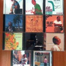 CDs de Música: SELECCIÓN SADAO WATANABE 11 CD - BUEN ESTADO - TB SUELTOS - LA MAYORIA UNICOS EN TC (2018-10). Lote 137415662