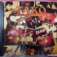 CDs de Música: TAKO.CARPINTERO DE CONDENAS + 13...ROCK ARAGON. Lote 137440914