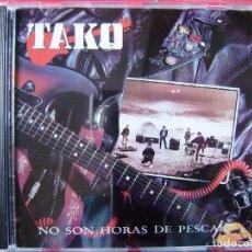 CDs de Música: TAKO.NO SON HORAS DE PESCAR...ROCK ARAGON. Lote 137441354
