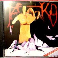 CDs de Música: TAKO.TAKO..1º ALBUM...5 BONUS TRAKS...ROCK ARAGON. Lote 137456038