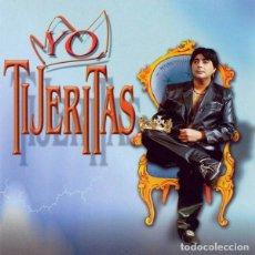 CDs de Música: TIJERITAS – YO TIJERITAS (ESPAÑA, 2002. DIFÍCIL). Lote 137462554