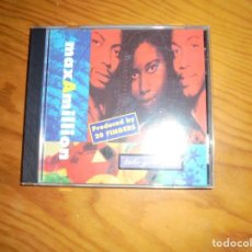 CDs de Música: MAXAMILLION. TAKE YOUR TIME. PRODUCED BY 20 FINGERS. ZYX, 1995. CD. IMPECABLE. (#). Lote 137496038