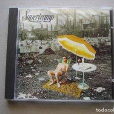 CD de Música: SUPERTRAMP: CRISIS? WHAT CRISIS? - CD (10 TEMAS) - AM RECORDS. Lote 137504230