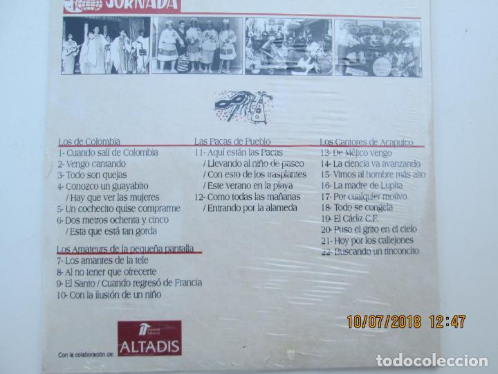 CDs de Música: CD DE CARNAVAL DE CADIZ LOTE DE 5 CD CON PRECINTO ORIGINAL 1 AL 5 FIESTAS TIPICAS GADITANAS 1968 - - Foto 8 - 137566310
