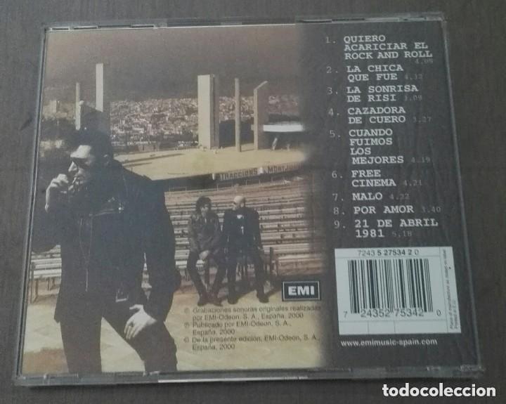 CDs de Música: loquillo y trogloditas cuero español cd 9 temas - Foto 2 - 137568554