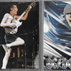 CDs de Música: AC/DC: SESSIONS, RARITIES, B-SIDES (RAREZAS DE ESTUDIO, CARAS B DE SINGLES Y ALGO EN DIRECTO). Lote 116995907