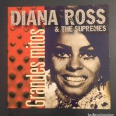 CDs de Música: DIANA ROSS. Lote 137640090