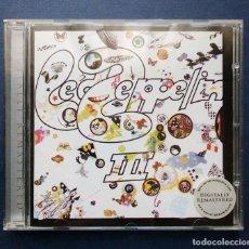 CDs de Música: CD LED ZEPPELIN III - . Lote 137654894