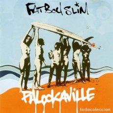 CDs de Música: FATBOY SLIM - PALOOKAVILLE. Lote 137662002