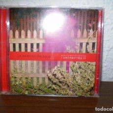 CDs de Música: DOBLE CD LA HABITACIÓN ROJA LARGOMETRAJE (VER DESCRIPCIÓN). Lote 137678566
