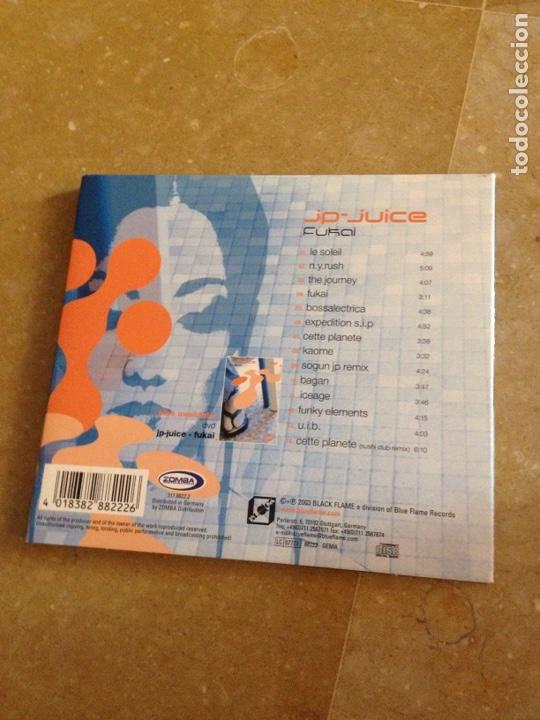 CDs de Música: Jp - juice (Fukai) CD - Foto 3 - 137710522